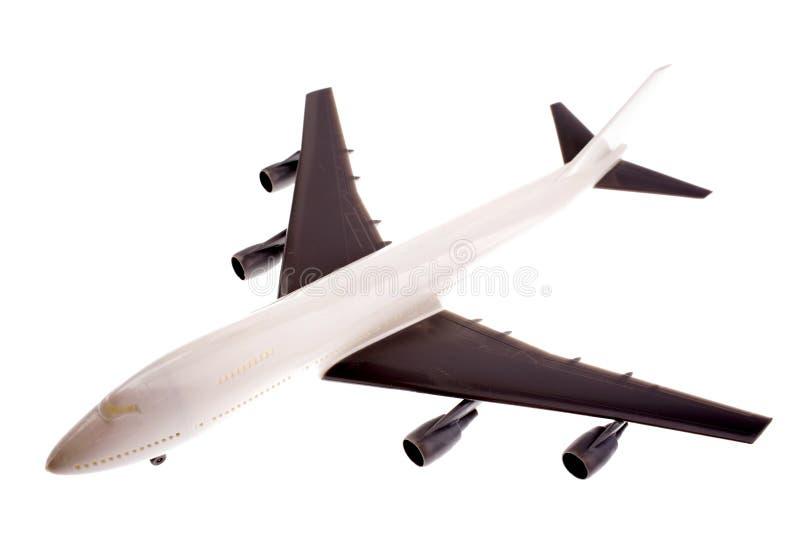 avion modèle photo stock