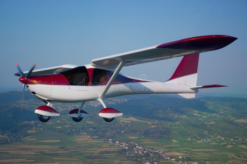 Avion ultra-léger ultra-léger photos stock