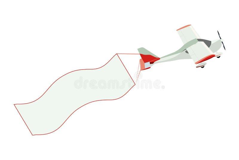 Aviones ilustración del vector