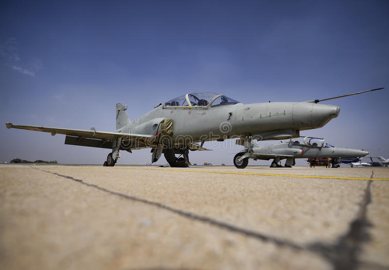 Aviones de combate imagen de archivo