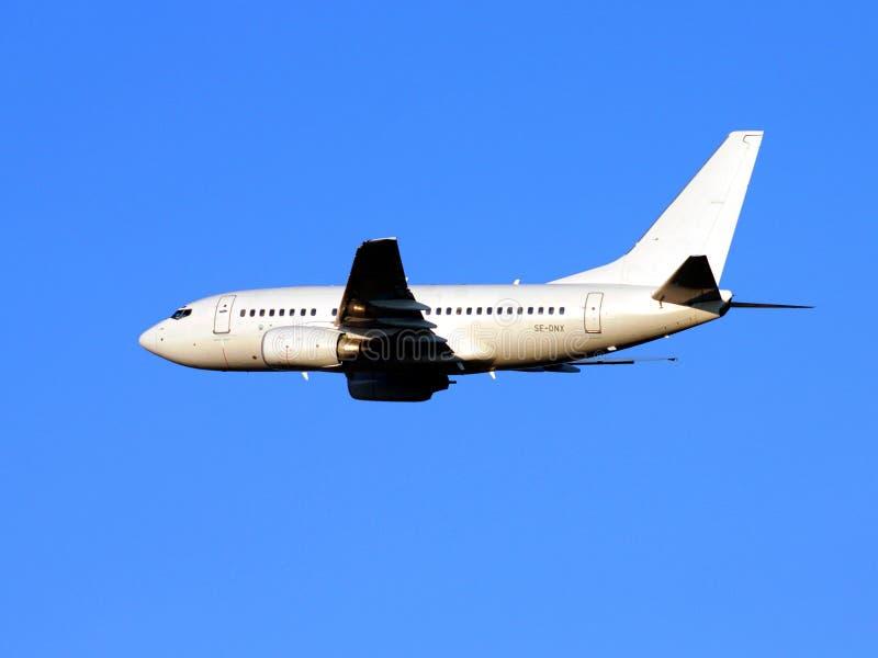Aviones En Vuelo Imagenes de archivo