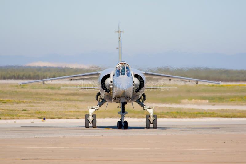 Aviones militares foto de archivo libre de regalías