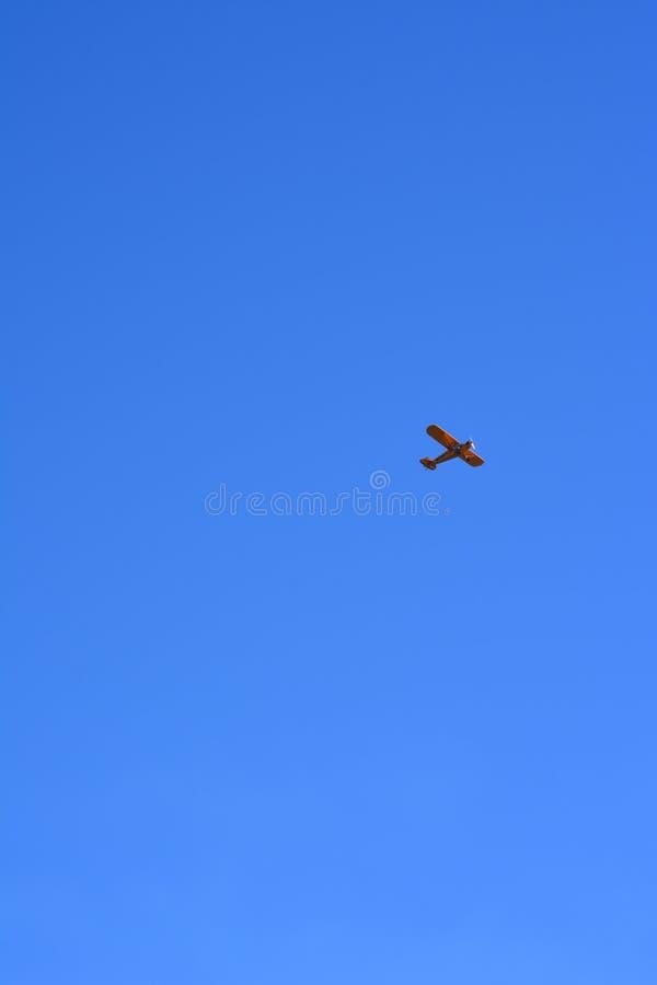 Aviones teledirigidos fotografía de archivo libre de regalías