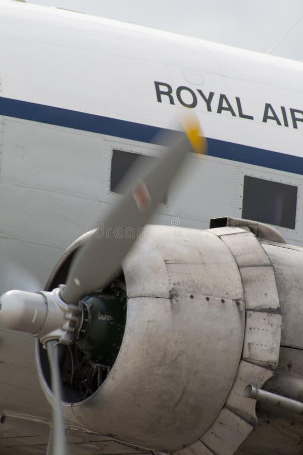 Avions de Douglas DC-3 photos stock