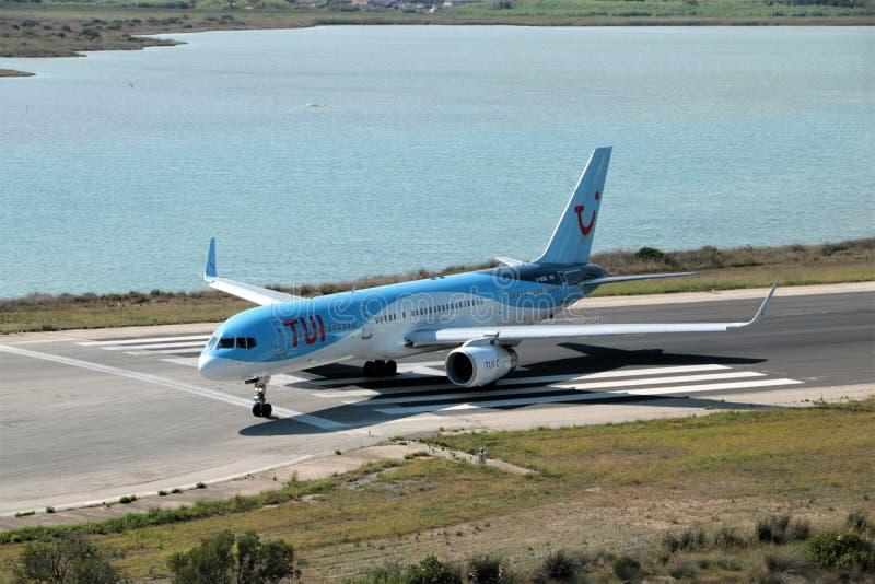 Avions de TUI Airways photos stock