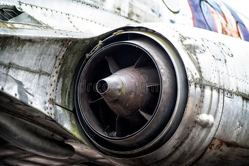 Avions en métal image libre de droits