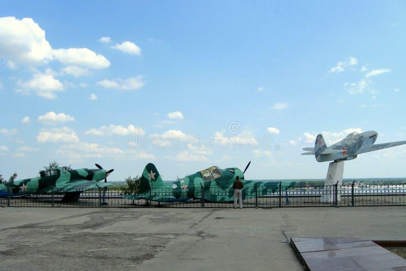 Avions militaires soviétiques images libres de droits