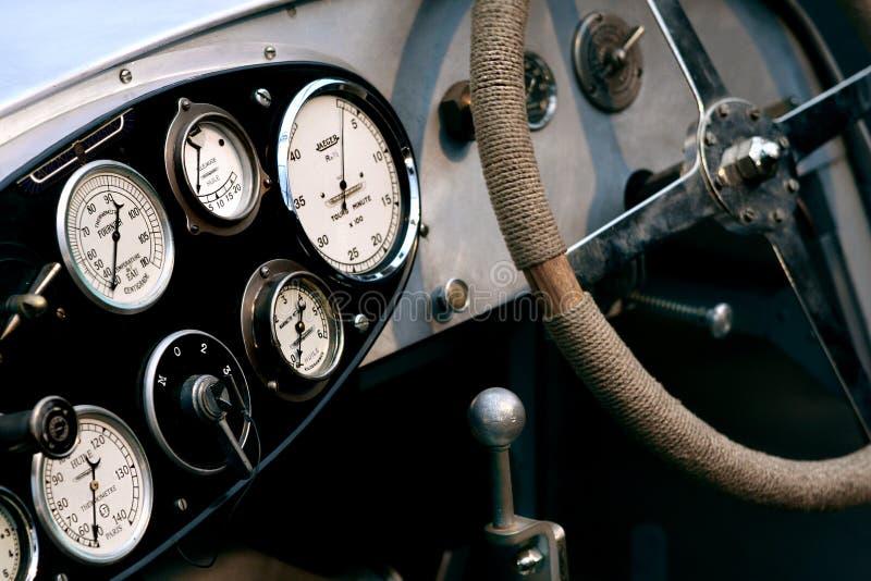 Avions Voisin prędkości światowy rejestr 1927 obraz stock