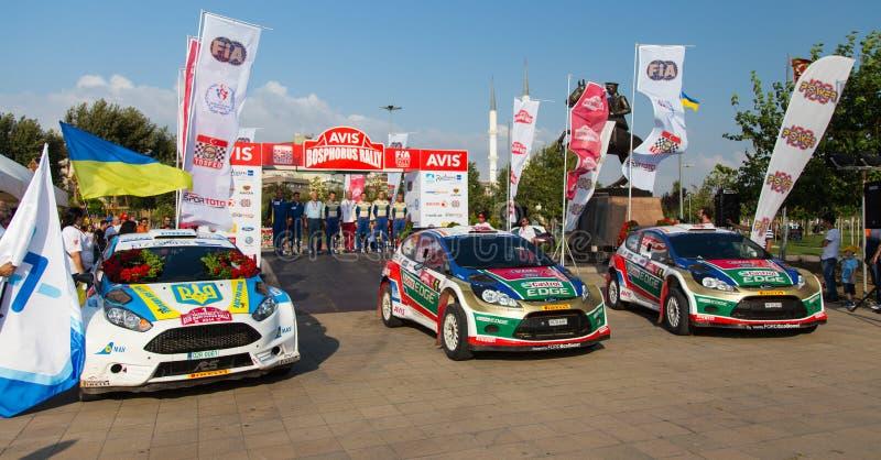 Avis Bosphorus Rally fotografía de archivo