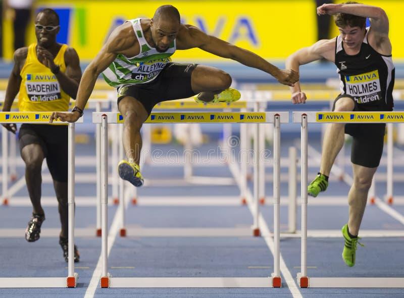 Download Aviva Indoor UK Trials And Championships Editorial Stock Image - Image: 23359824