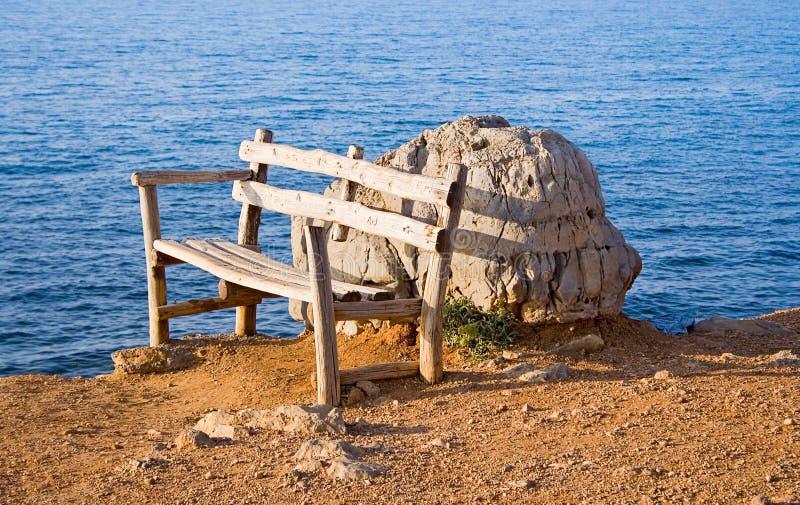 Download Avkoppling arkivfoto. Bild av serenity, kust, panorama - 522098