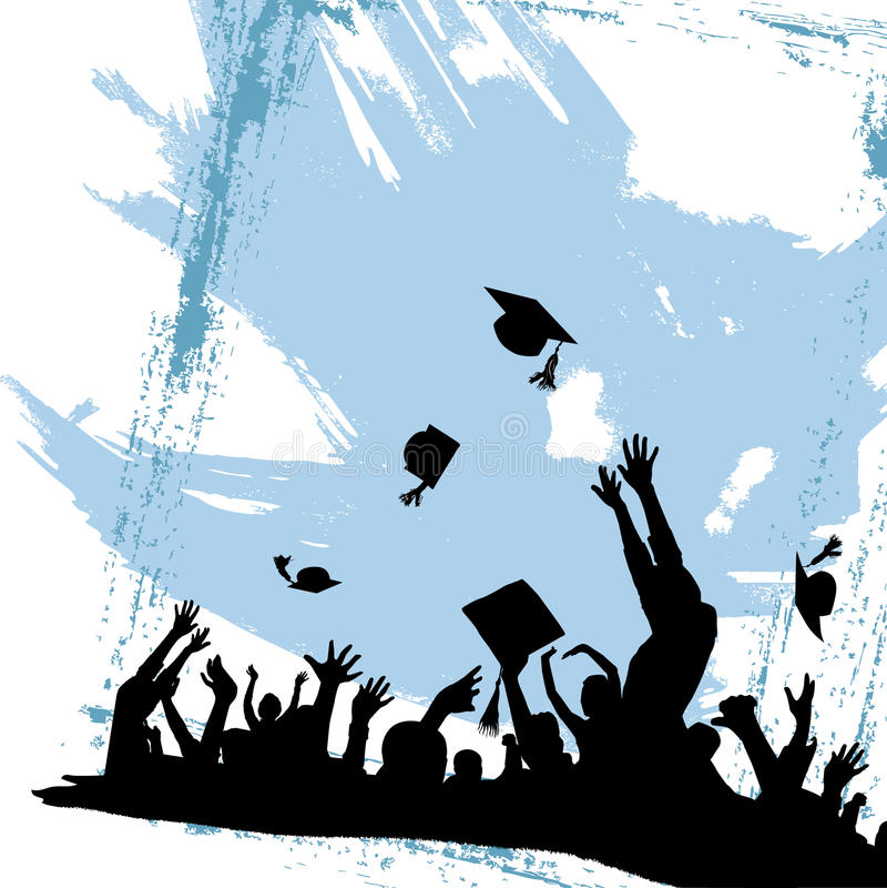 avläggande av examendeltagare