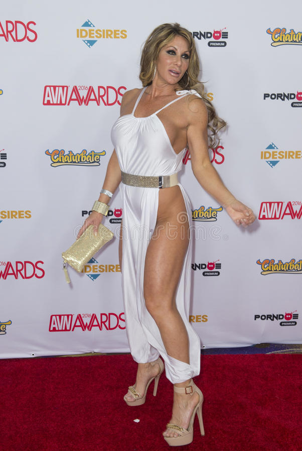 2016 avn awards editorial stock image image of actress