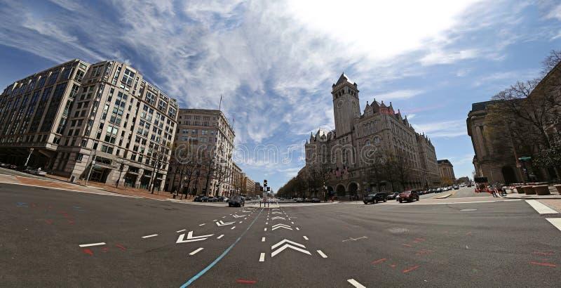 Avn de la Pennsylvanie de Washington DC photo stock
