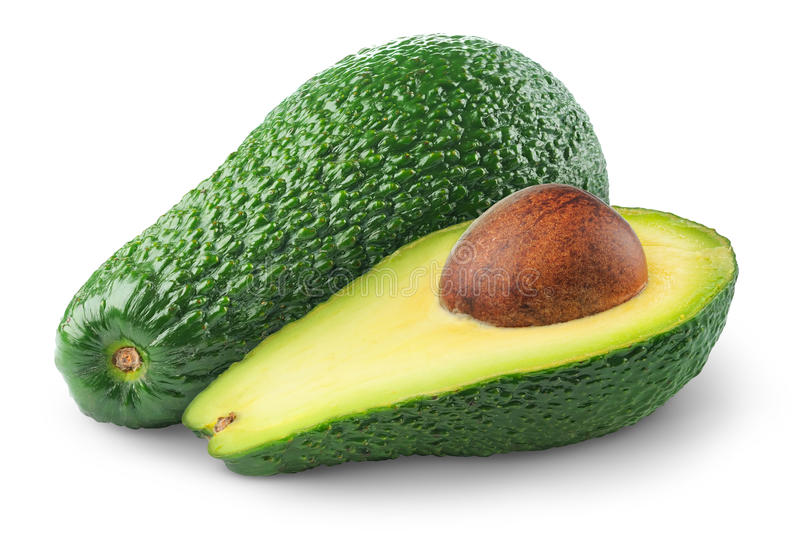 Download Avocado stock photo. Image of piece, organic, kernel - 18188194