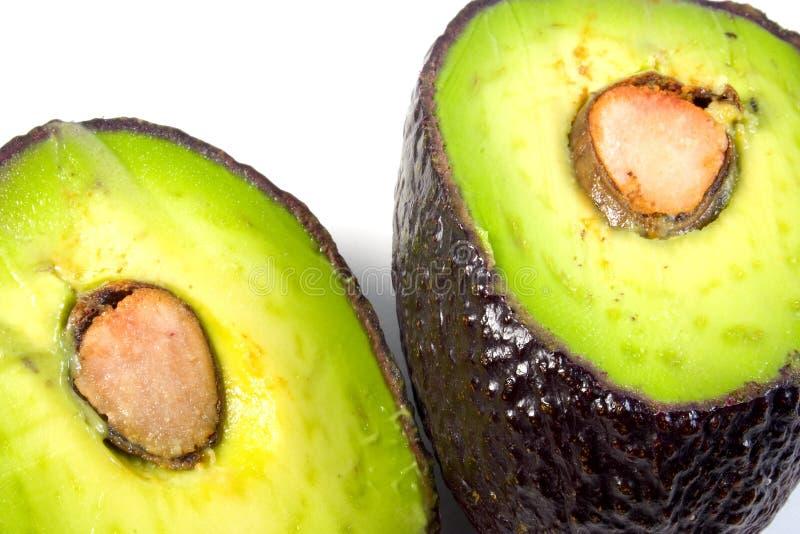 Avocado 2 Royalty-vrije Stock Afbeeldingen