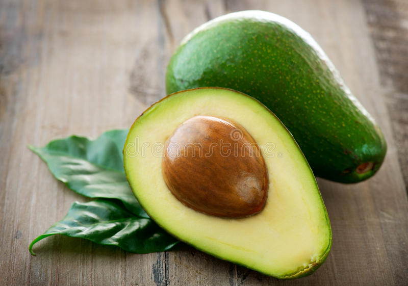 avocado zdjęcia royalty free