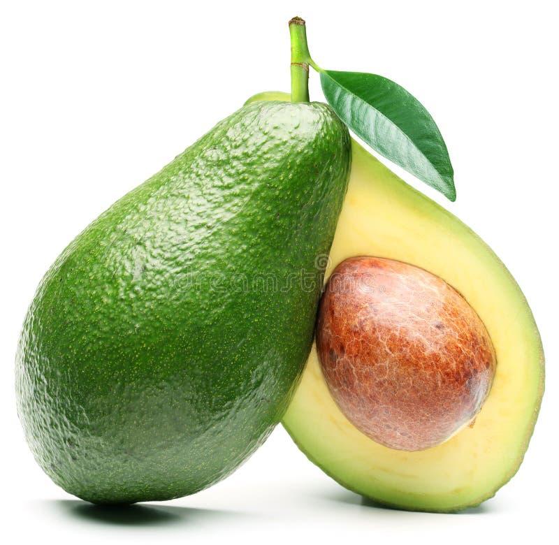 Avocado   royalty-vrije stock foto's
