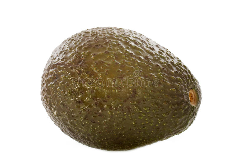 Download Avocado stock image. Image of brown, studio, fruit, isolated - 27216933