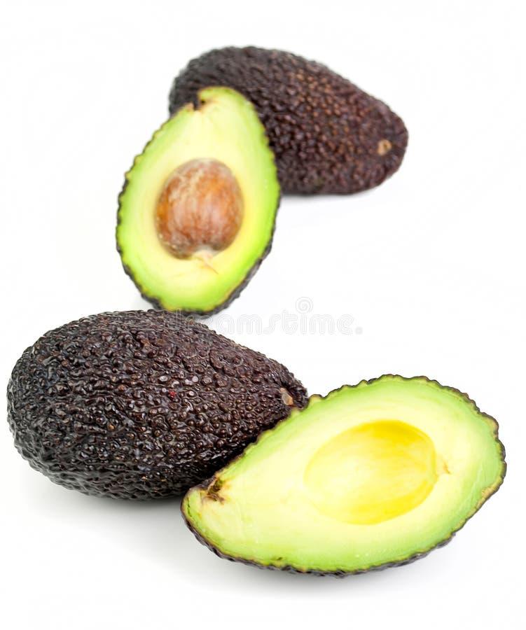 Download Avocado stock afbeelding. Afbeelding bestaande uit gehalveerd - 29511857