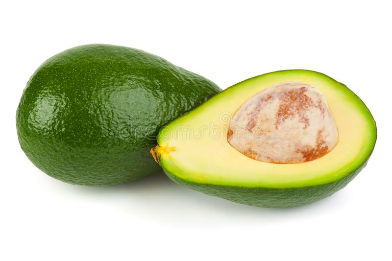 Avocado Obrazy Stock