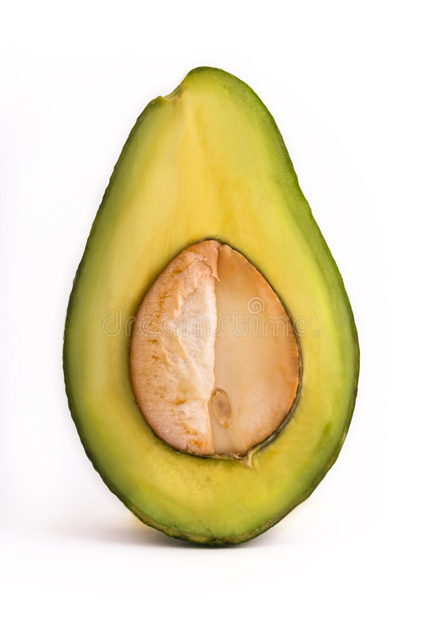 Free Avocado Close-up Stock Photography - 6719312
