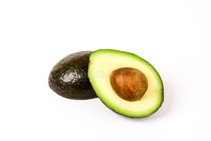 avocado dojrzały świeży fotografia stock