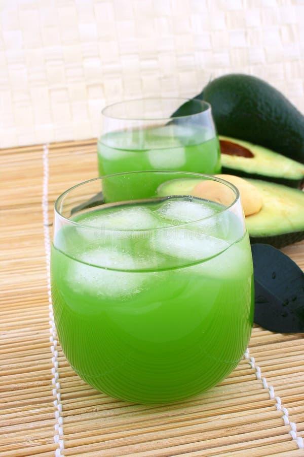 Avocado Juice Free Stock Photos
