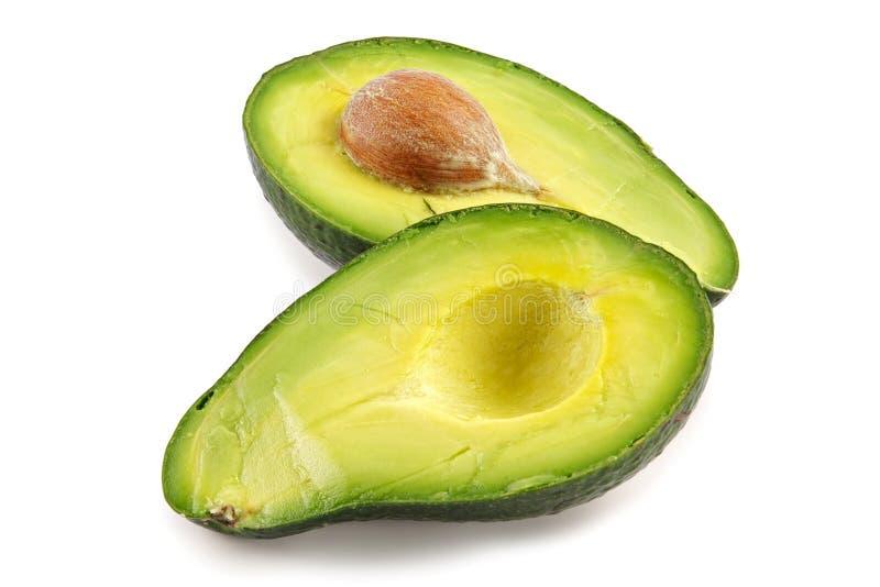 Avocado-oily nutritious fruit stock images