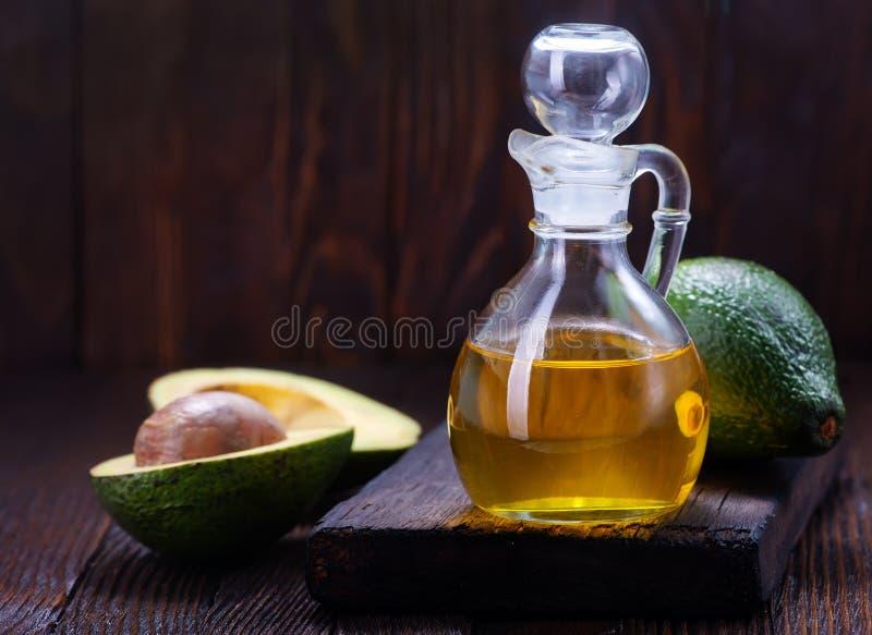 avocado opadowy ilustraci olej stylizujący obrazy royalty free