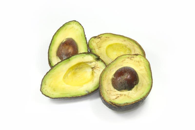 avocado przegniły zdjęcia royalty free