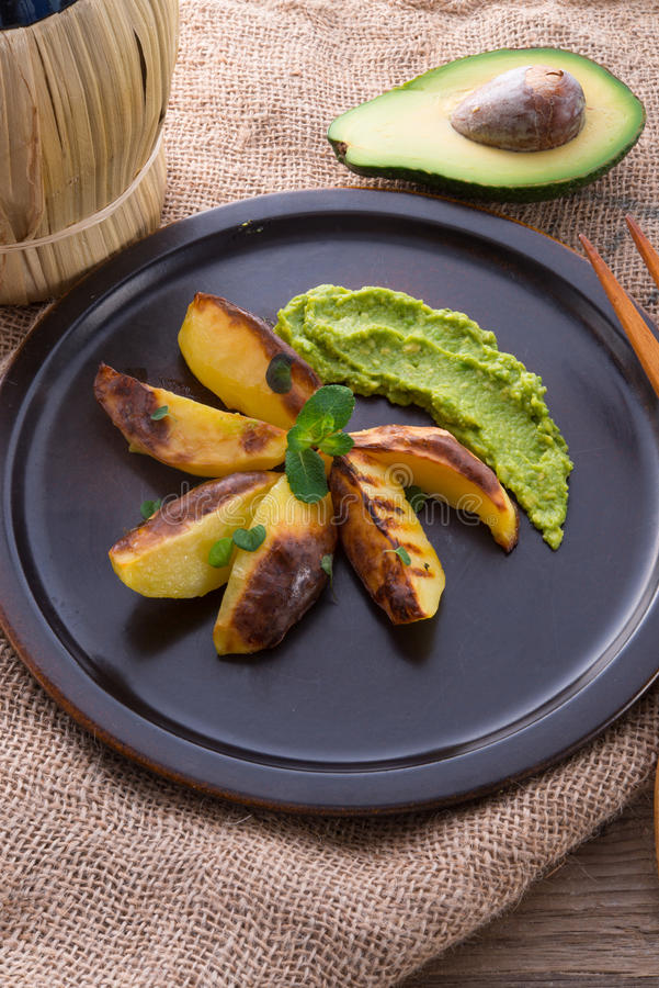 Download Avocado-room stock foto. Afbeelding bestaande uit mexico - 29509744