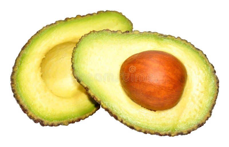 Avocado's royalty-vrije stock afbeeldingen