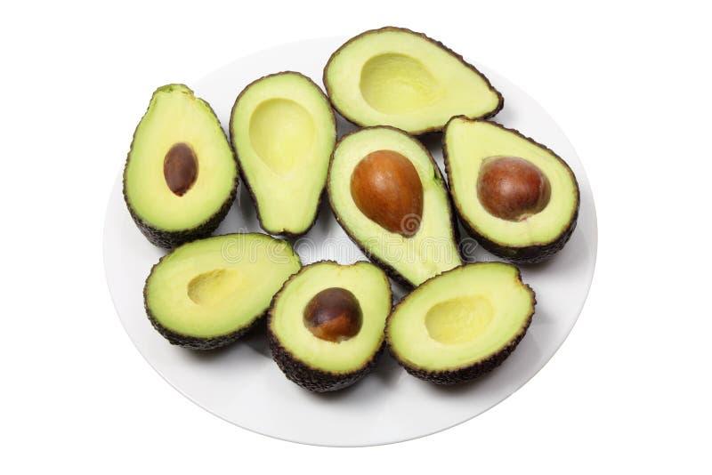 Avocados obraz stock