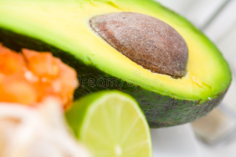 Download Avocat image stock. Image du ingrédient, gourmet, couleur - 8661735