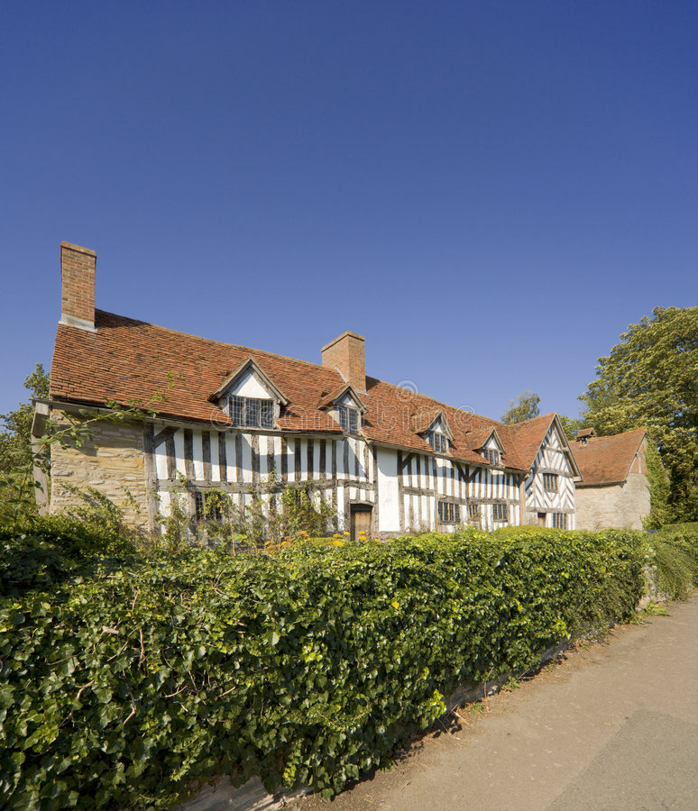 avon Αγγλία stratford Warwickshire στοκ εικόνες