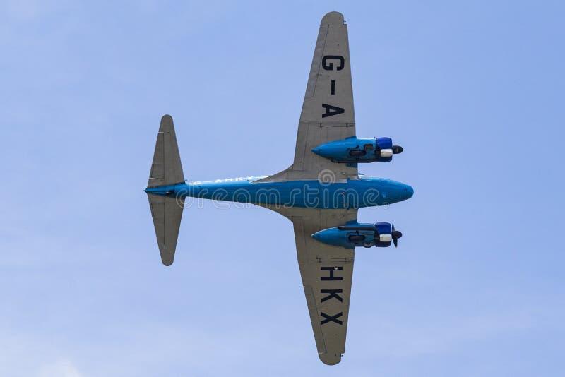 Avro Anson стоковое изображение rf