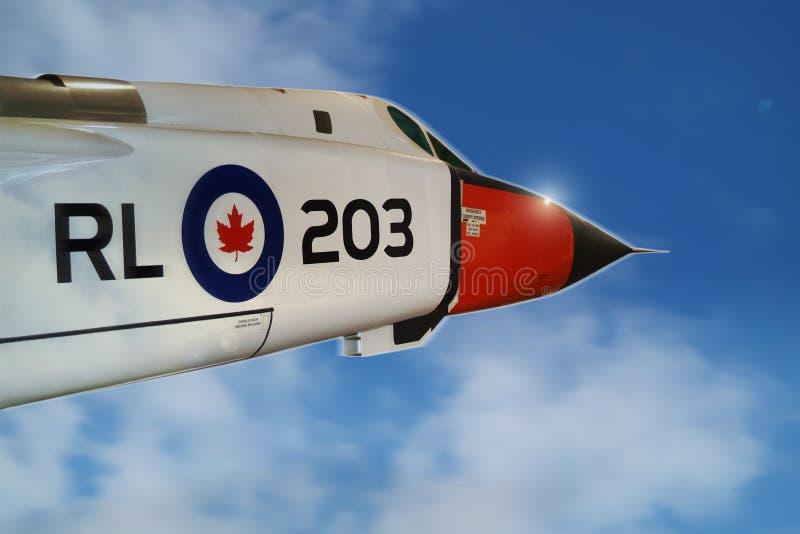 Avro Arrow stock photography