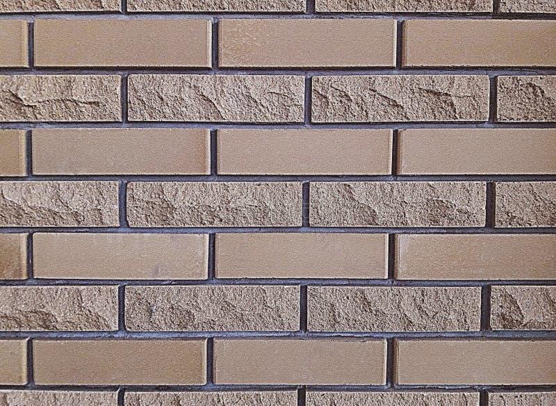 Avslutande tegelstenar texturerar för väggar r Grå färgbakgrund ytter fotografering för bildbyråer