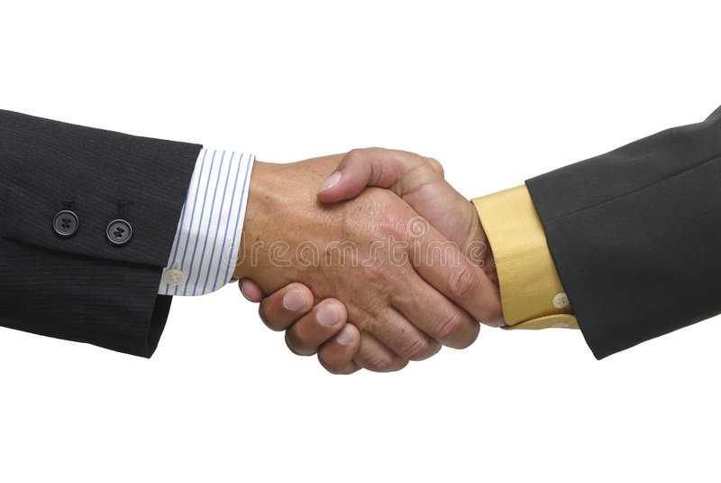avtal arkivbild