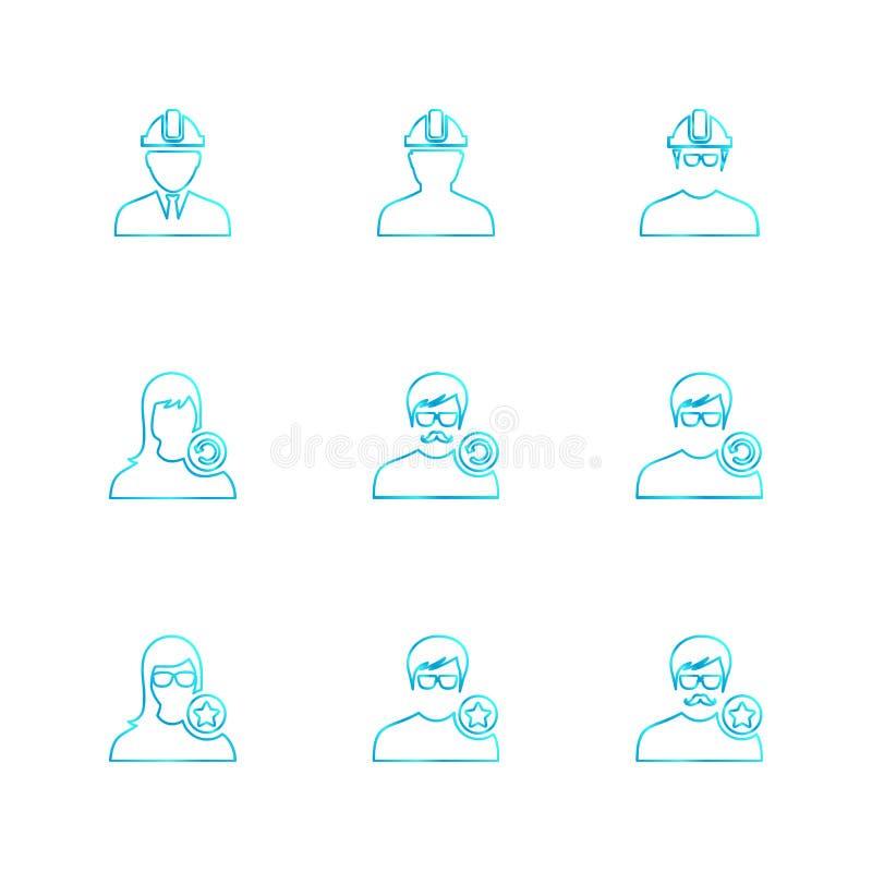 Avtar , user , profile , avatar , eps icons set vector. Avtar , user , profile , avatar , dp , picture , profile picture , man , women , girl , boy , kid , child vector illustration