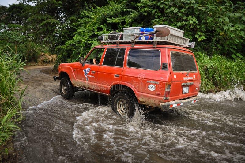 Avventura in penisola di Nicoya, Costa Rica fotografie stock libere da diritti
