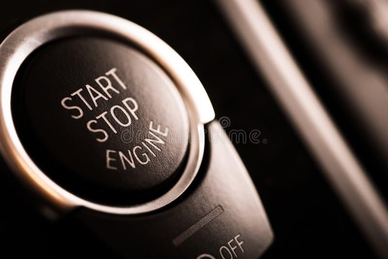 Avvii i vostri motori fotografia stock
