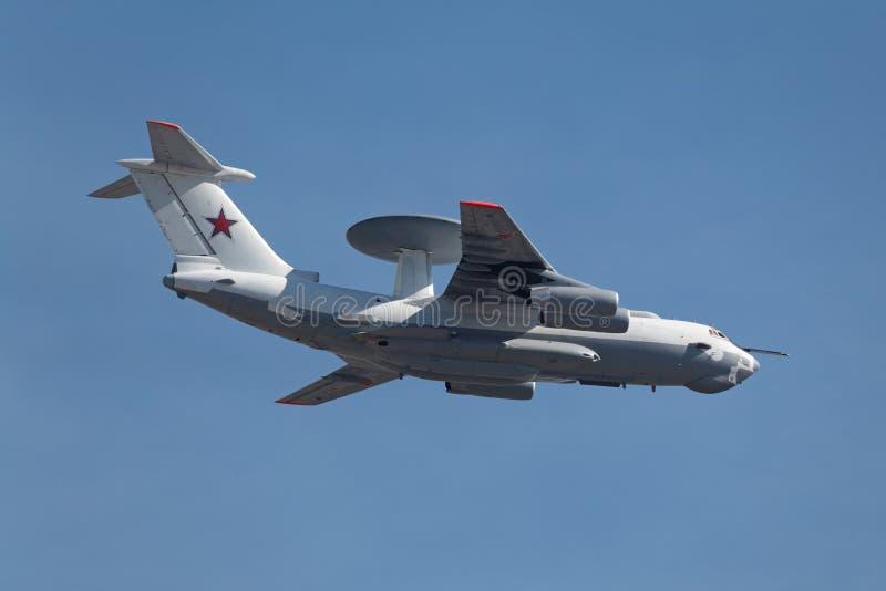 AWACS immagine stock