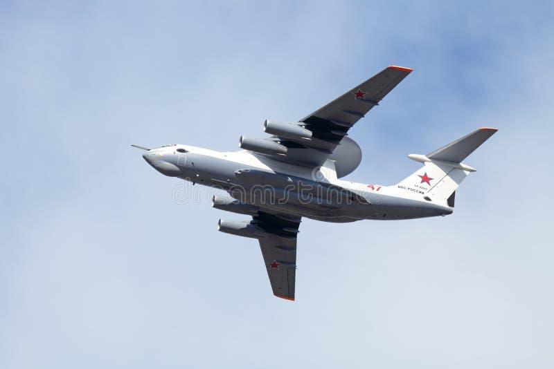 A-50 (AWACS) imagem de stock