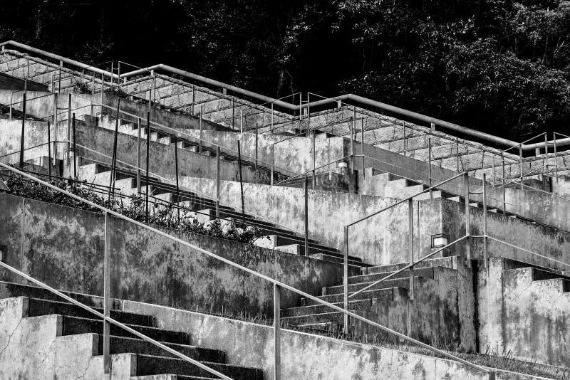 Awaji Yumebutai fotografía de archivo libre de regalías