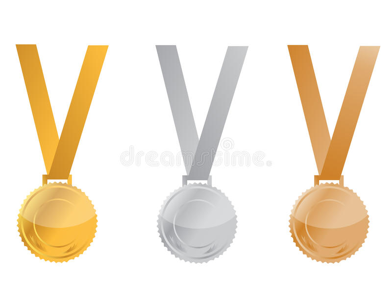 Download Award Medals Royalty Free Stock Photography - Image: 16437407