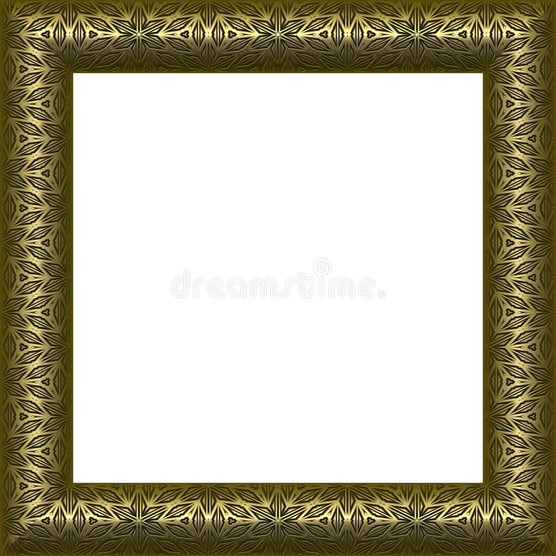 Download Award Picture Or Photo Frame Stock Photo - Image of white, illustration: 5107100
