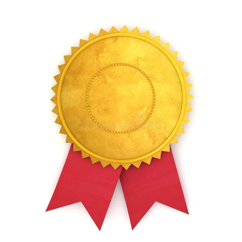 Award Ribbon royalty free stock photos