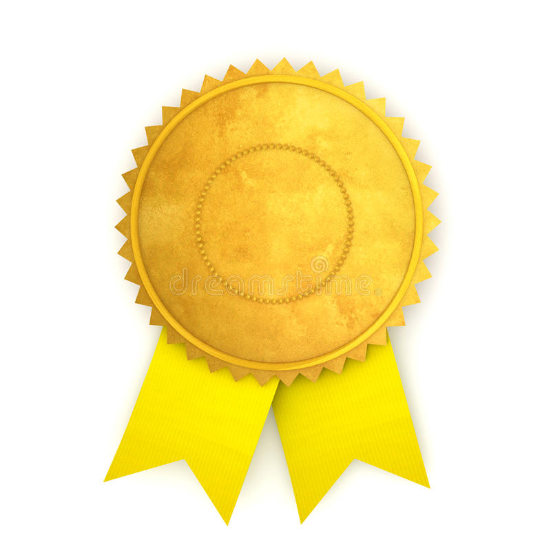 Award Ribbon royalty free stock photos